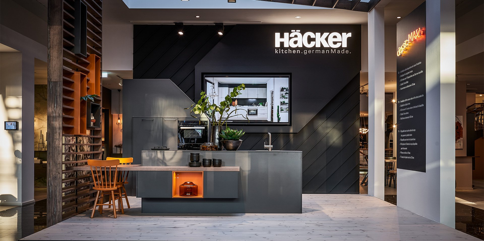 [Translate to Türkçe:] Häcker Kitchens classicMax