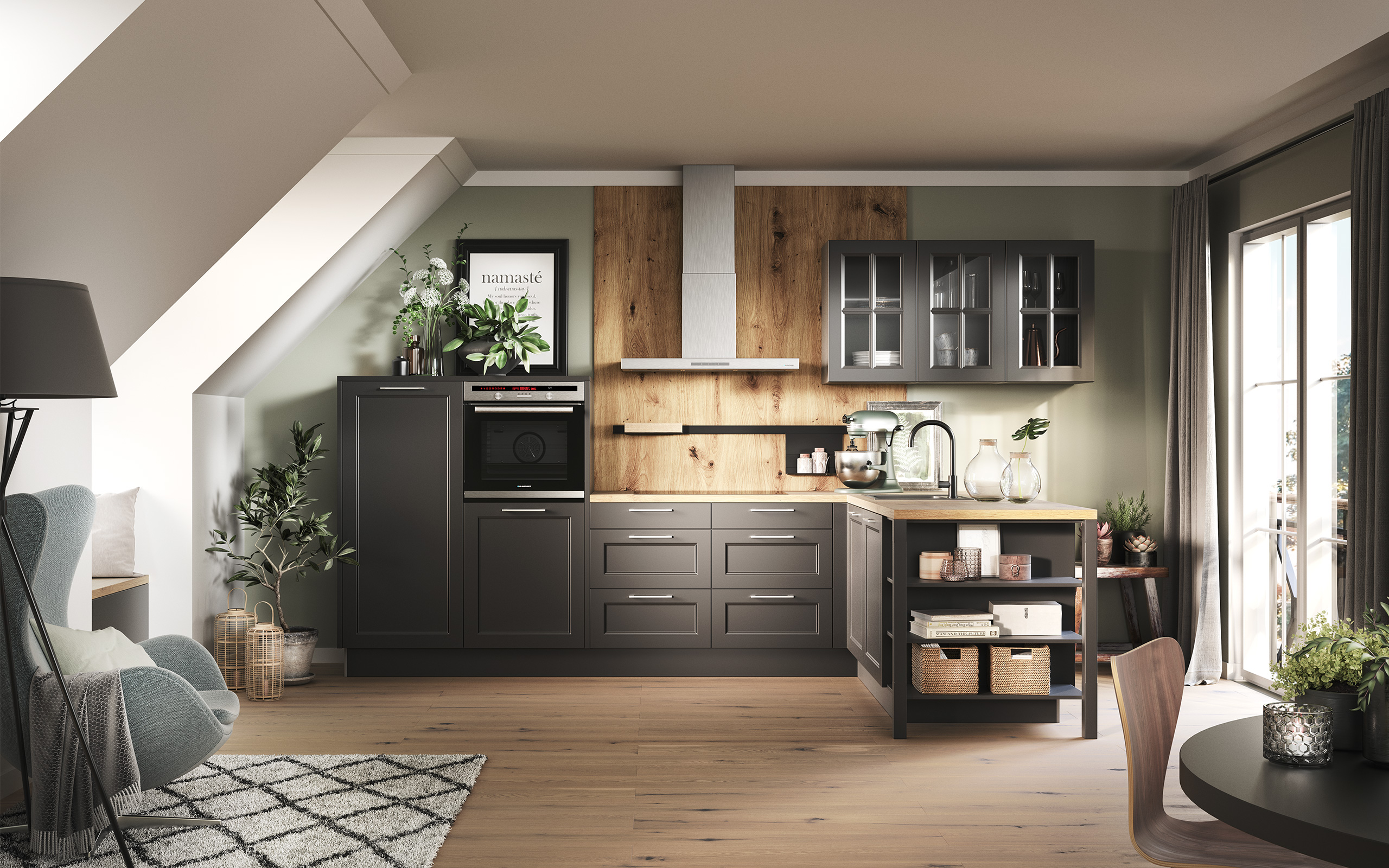 Häcker Küchen   kitchen.germanMade. With love for detail and great ...
