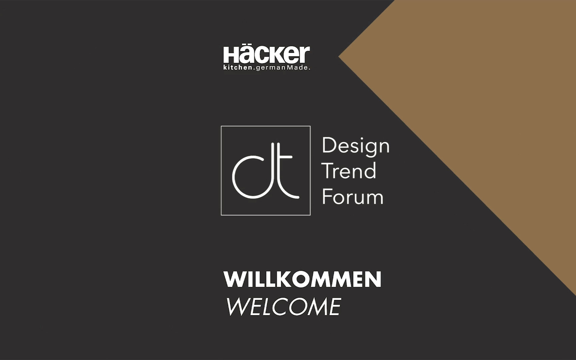 [Translate to 中文(简体):] Event Design & Trend forum by Häcker Kitchens