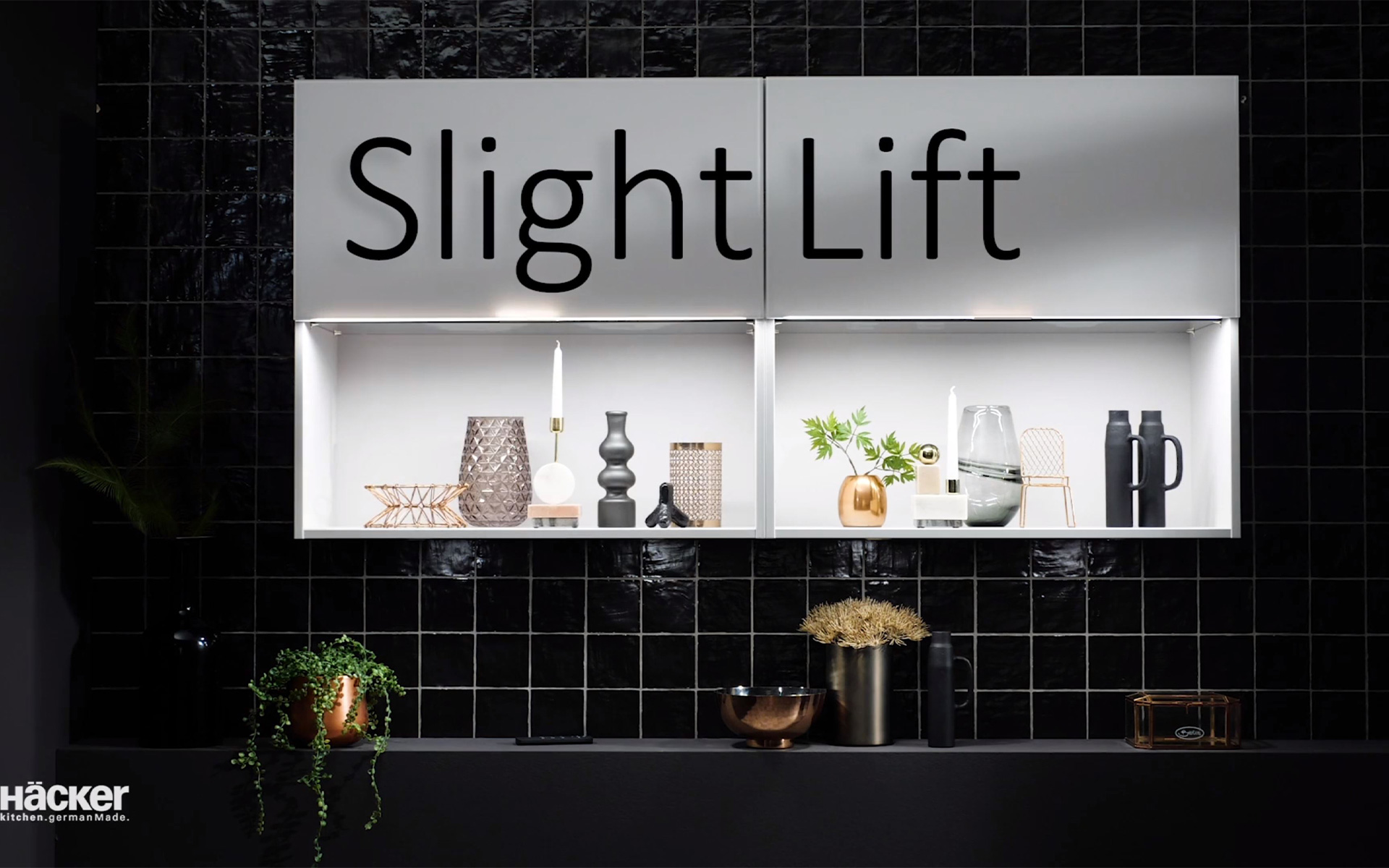 Häcker Kitchens SlightLift 2019